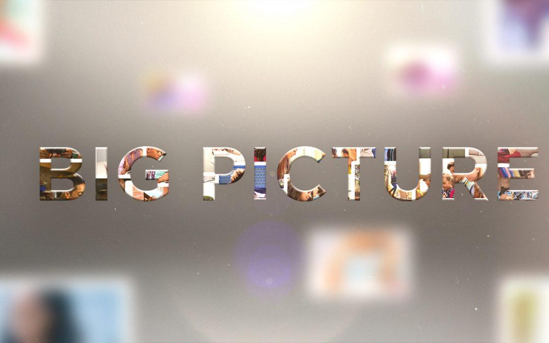 Parent Cue: Big Picture Series